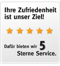 5 Sterne Service